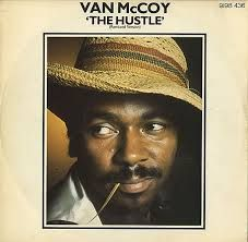 The Hustle - Van McCoy. This IS classic disco and true dance music. Take a sweet, innocent and lilting melody, and set it against a syncopated beat. No overriding vocals to diminish the purity of the instrumental work.   http://youtu.be/wj23_nDFSfE