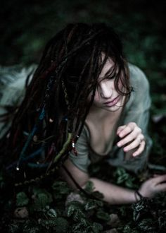 Somewhere in between the moss and the stone The wind and the wood became my home I layed myself down upon the green, when the ivy overgrew I could never leave. ~Candice Night~