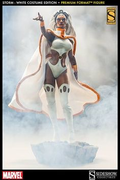 Sideshow Collectibles - Storm Premium Format Figure/Sideshow Exclusive