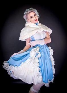 Rococo Lolita Jumper JSK Sweet Kawaii Costume  by KMKDesignsllc