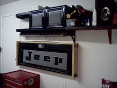 Folding tailgate work bench - The Garage Journal Board