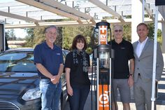 Electric Vehicle Charging Gets A Boost Throughout SF Bay Area