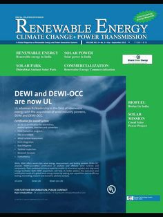 Renewable Energy & Climate  Change  Magazine - Buy, Subscribe, Download and Read Renewable Energy & Climate  Change on your iPad, iPhone, iPod Touch, Android and on the web only through Magzter