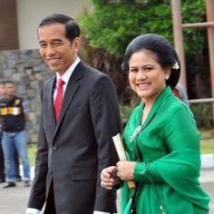 Iriana Jokowi | Brunei visit