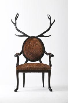 Hybrid - Chair Series by Merve Kahraman