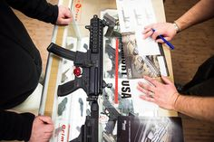 How Banks Could Control Gun Sales if Washington Wont