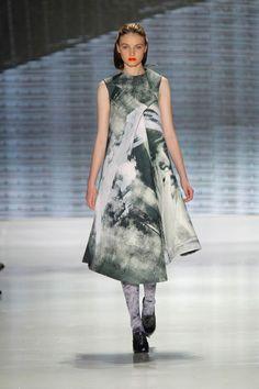 BFA Graduation Fashion Show 2012 - Renata Lindroos & Mina Fadaie - Look 4