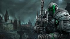 Hellgate London HD - This HD Hellgate London HD wallpaper is based on Hellgate: London N/A. It released on N/A and starring Nigel Anthony, John Baddeley, Elise Beller, Sean Bennett. The storyline of this Fantasy N/A is about:    We hope you like Hellgate London HD wallpaper, and if you want to download it for free... - http://muviwallpapers.com/hellgate-london-hd.html #HD, #Hellgate, #London #Games
