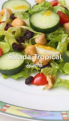 Avocado and mango mozzarella Salat_Rezept Feed me up before you go-go 1 Best Salad Recipes, Easy Healthy Recipes, Healthy Snacks, Easy Meals, Healthy Eating, Mozzarella Salat, Caprese Salat, Mango Salat, Breakfast Recipes