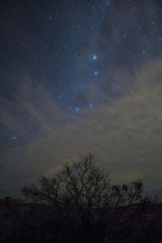 Clouds and stars - Leonardo Garcia