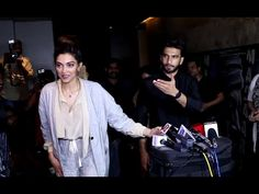 Ranveer Singh STOPS Deepika Padukone to answer a STUPID question.