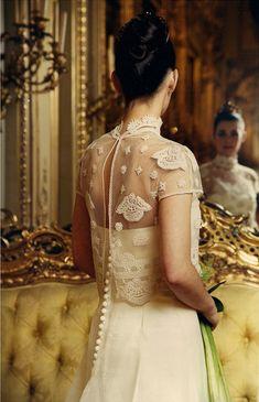 Vestidos de novia de alta costura de Basaldúa