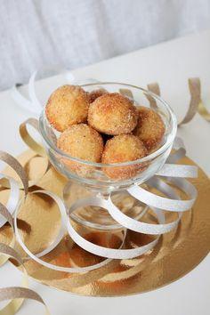 Ihanat uunissa tehtävät donitsipallot