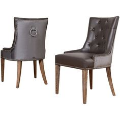 TOV Uptown Side Chair (Set of 2)
