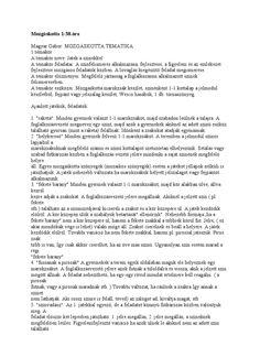 Óvodában használható fejlesztő játék. by slipóczki in Types > School Work and movement score Words, School, Horse