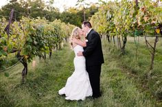 Taken at Frogtown Wine Cellars - vineyard in North Georgia (Dahlonega)    by Brita Photography
