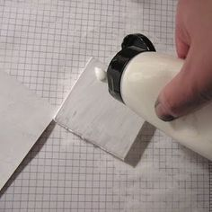 Things to do with gesso - very cool