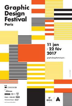 Undo-Redo signed the visual identity of the Graphic Design Festival 2017 @gdfparis ! Posters are displayed all around in the city. The event takes place from the 11/01 to the 22/02/17. Le duo Undo-Redo signe l'identité visuelle du Graphic Design Festival Paris @gdfparis ! Vous pouvez découvrir cette affiche dans Paris. L'événement a lieu du 11 Janvier au 22 Février 2017.