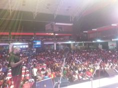 The Gravity Omutujju show, the Money Concert which is happening tonight at the Freedom City Namasuba, is one of the
