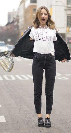 NYFW Street Style: Sonya Esman