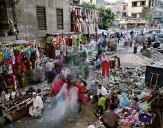 Mumbai India photograph by Martin Roemers 2007