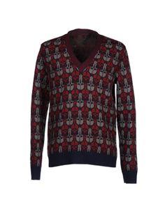 Alexander mcqueen Men - Sweaters - V-neck Alexander mcqueen on YOOX
