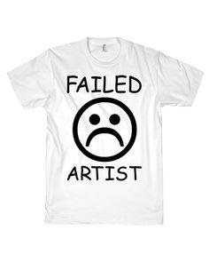 FAILED ARTIST TEE at Shop Jeen - SHOP JEEN