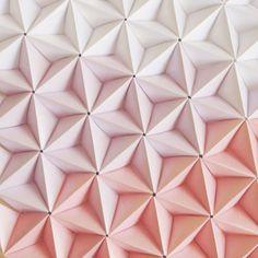 Coco Sato pastel geometric prints