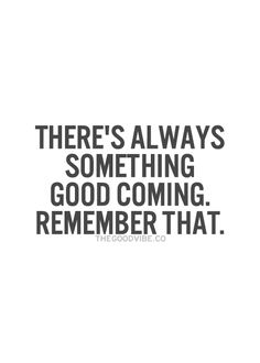 Always remember...