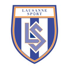 Lausanne Sport SUI Fifa, Sports Logo, Football Soccer, Past, Badge, Herb, Switzerland, Past Tense, Grass