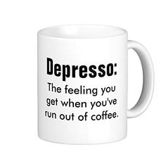 Funny Custom Coffee Cup Witty Mug Coffee * Additional details at the pin image, click it  : Cat mug