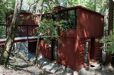 Shipping-Container-Homes-Plan-Book-2-Six-Oaks - See more about Container Homes at http://wiselygreen.com/container-homes-pros-and-cons-of-shipping-container-homes/