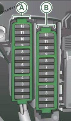 9 best audi a4 s4 (b8 8k; 2008 2016) fuses images electrical fuse 2009 Audi S4