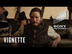 Sony Pictures Entertainment: THE MAGNIFICENT SEVEN Character Vignette - The Gambler (Chris Pratt)