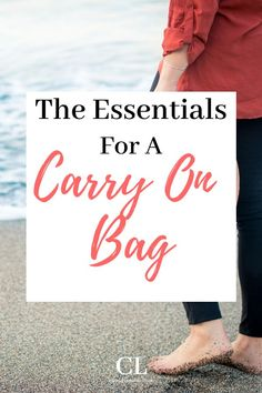 Carry on bag packing essentials for an international flight. Packing tips for a carry on bag for an international flight. Carry On Bag Essentials, Carry On Packing, Carry On Luggage, Packing Tips, Airplane Carry On, Airplane Travel, Travelling Tips, Travel Tips, Sleeping On A Plane