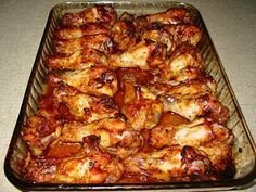 *Chicken Wing Drumettes* (GF) Low carb