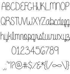 Eternal Promise font by ByTheButterfly - FontSpace