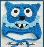 crochet yo gabba gabba toodee - Bing Images