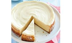New York Cheesecake Recepten: De klassieker uit New York! Zo maak je 'm.- One of hundreds of delicious recipes from Dr. New York Cheescake, New York Cheesecake Rezept, Lemon Cheesecake Recipes, Desserts With Biscuits, High Tea, Sweet Recipes, Bakery, Yummy Food, Delicious Recipes