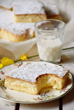 Bizcocho cuarto mallorquin Bakery Recipes, Cooking Recipes, Bunt Cakes, Potato Cakes, English Food, Recipe For 4, Sweet Cakes, Sin Gluten, Royal Icing