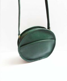 Coach Chester -- Bag Green. Made in USA
