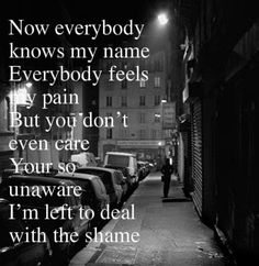 Everybody Knows- The Wanted