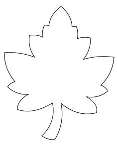 Lots of Ideas: relief paint a table cloth/ decorate a… Paper Flowers Diy, Felt Flowers, Paper Butterflies, Coloring For Kids, Coloring Pages, Maple Leaf Template, Felt Crafts, Paper Crafts, Flower Template