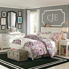 Hampton Rockin' Paisley Bedroom