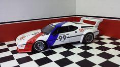 Bmw M1, Retro, Car, Miniatures, Automobile, Retro Illustration, Autos, Cars