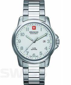 Swiss Military Hanowa 5231.04.001 - Soldier - Klasyczny - Zegarki Męskie - Sklep internetowy SWISS