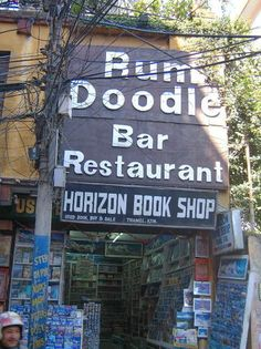 The Rum Doodle, Kathmandu: See 197 unbiased reviews of The Rum Doodle, rated 3.5 of 5 on TripAdvisor and ranked #123 of 648 restaurants in Kathmandu.