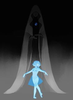 Steven universe,фэндомы,Blue Diamond,Blue Pearl,SU art