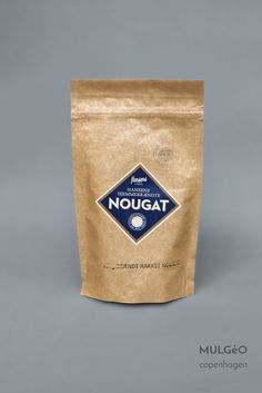 Hansens, brandt chopped nougat, MULGéO copenhagen, Store Kongensgade 93, 1264 Copenhagen K > Organic Design Gastro - mulgeo.com #mulgeo