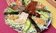 Gish bac, Los Angeles -  Oaxacan Dishes, Tlayuda!